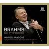 ブラームス:交響曲第2・3番 / ヤンソンス, バイエルン放送交響楽団 (2006,2010/2015 CD-DA)
