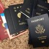 パスポート更新について