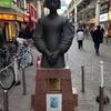 彫刻放浪:赤羽スズラン通り商店街(LaLaガーデン)の野外彫刻