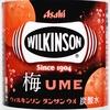 梅フレーバーと苦みの相性がグッドな炭酸水「ウィルキンソン タンサン ウメ」