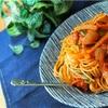 トマトソースをメキシカンアレンジ!「チーズたっぷりメキシカンスパゲティ」の作り方