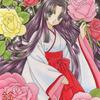 「薔薇の巫女」オリジナルアナログイラスト:デジタルの対義語はアナログ??