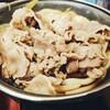 【グルメ通信♪】すき家の牛すき鍋♪