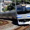 5/27撮影|Y158記念列車(横須賀線)/京急バス