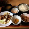 B級グルメ食レポ むとう(定食:岐阜県下呂市)