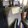 2018イタリア・ギリシャ旅行【2】〜ルフトハンザ・ビジネス〜