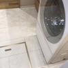 洗面室の床材について