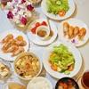 サムローン市場で買った食材とおうちご飯/Dinner using shrimp that I bought at Samrong market
