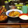 豊洲の「米花」で鴨と玉ねぎの煮物、切り干し大根とえのき、月見とろろ。