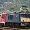 第1557列車 「 甲15 JR貨物 DD200-15の甲種輸送を狙う 」