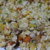 大手冷凍食品メーカー3社6種の冷凍チャーハンを食べ比べた結果……私のおススメは……!!ニチレイ「具材たっぷり五目炒飯」