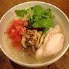 「作ろう!カレーラーメン」の打ち上げと、鶏と貝紐の冷やしカレーラーメンのレシピ