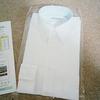 軽井沢シャツでカジュアルシャツをネットでオーダーしようと思ったから、サンプルを試着してみた。