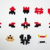 【アイロンビーズ3D】ディズニーツムツムより、ミッキーマウス(組み立て行程)
