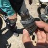 【KTM EXC / Husqvarna TE】2stモデルのセルスターター清掃