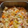 チキンと香味野菜の煮込み