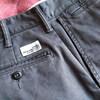 """BEDWIN Military Chino Pants """"CHARLS""""について"""