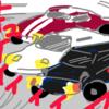 【コナン】純黒の悪夢のカーチェイスがカッコよすぎて何回も見た感想