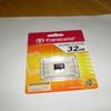 Transcend 32GB microSDHC TS32GUSDC4