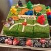 カルカソンヌのミープルケーキ