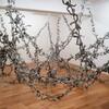 ギャラリイKのこばやしゆうさく展「生・痕跡としての版」を見る
