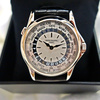 Patek Philippe 5110G white gold World Time