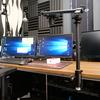 【俯瞰撮影 機材紹介】Velbon クランプキットⅡとSLIK スライディングアームⅡの組み合わせで簡単に真上からの撮影が可能になりました。