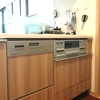 キッチン収納。食洗機の下の引き出しは…