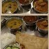 青唐辛子の風味を活かしたカレーがうまい@アーンドラ・キッチン(御徒町)