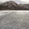 赤城 雪の外輪山巡りと大沼横断