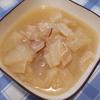 白菜トロトロベーコンスープ