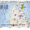 2017年09月27日 19時29分 秋田県内陸北部でM3.0の地震