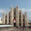 【イタリア旅行記】ミラノ観光とアペリティーボでの食事はサイコー