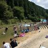 奈良のおすすめ川あそびinたかすみの里