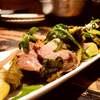 ★シャラン鴨と緑野菜のサラダ by 六本木ヒルズ・レストラン『イルブリオ』★