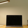 木のぬくもりを感じる 天然木 ブナ製 AUKEY LED デスクライト LT-ST24
