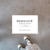 depound(ディパウンド)東京ポップアップストアに行ってきた!
