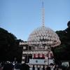 焦燥は緋色に照らされて『熱田神宮・例祭』