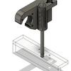 3Dプリンタ ALUNAR M508の改良 Z軸エンドストップ改造(3) 設計編2