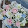 たかちゃんのお花  そしておとうさんのお花