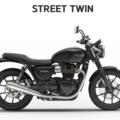 トライアンフのStreet Twinが欲しいのでボンネビルT100とモトグッチV7と比較