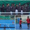 横須賀学院高校練習試合