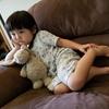 定期健診にて仮病の3歳児