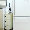 コンポニビリを食器棚に転用して3年半。中身公開。