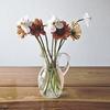 2年ぶりのお酒が見せた夢「今年のささやかな抱負」は、花を飾る生活!?