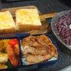 朝食andお弁当
