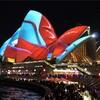 Vivid Sydneyでオペラハウスのプロジェクションマッピングを見てきた!