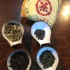 中国茶飲み比べ②青茶
