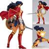 【ジャスティス・リーグ】リボルテック『No.017 Wonder Woman(ワンダーウーマン)』アメイジング・ヤマグチ 可動フィギュア【海洋堂】より2020年5月発売予定☆