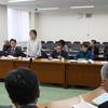 23日、みんなで新しい県政をつくる会が、コロナウィルス感染症対策で県に申し入れ